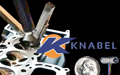 Knaebel is distributed by Euro-Tech