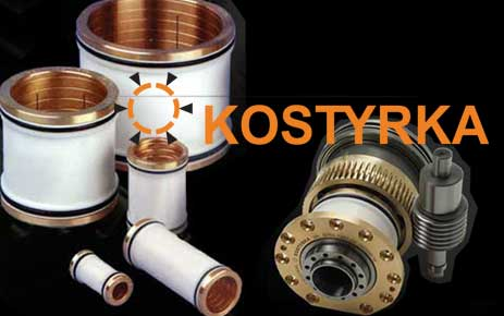 Kostyrka Clamping Sleeves and fixturing