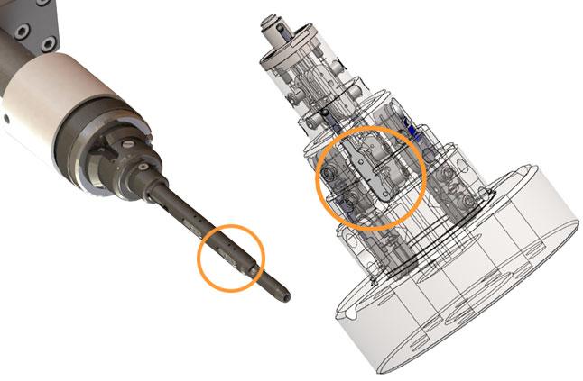 Knaebel IET mini probe